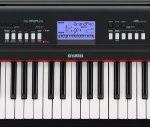 Yamaha NP-V60 Keyboard schwarz