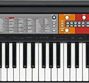 Yamaha PSR-F50 Keyboard (61-Tasten, LED-Display, 6 Watt)