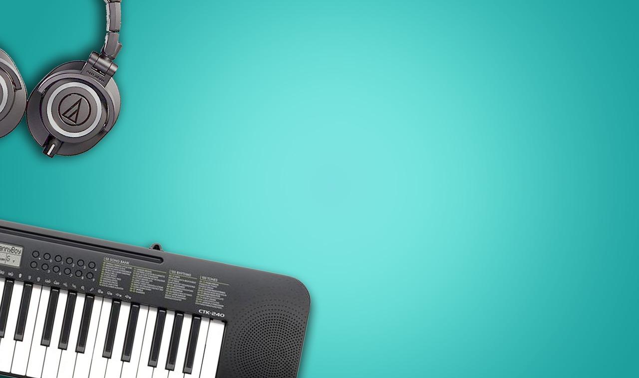 welche kopfhörer für keyboard